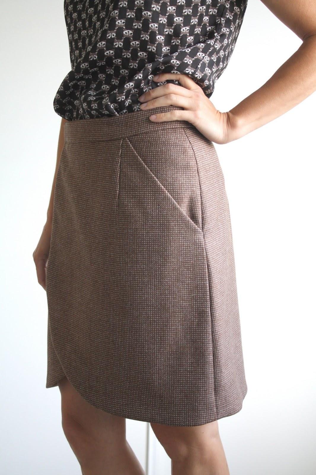 city stroll skirt in cashmere  u2013 bea  u0026 lucille